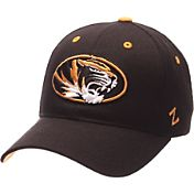 Zephyr Men's Missouri Tigers Black Competitor Adjustable Hat