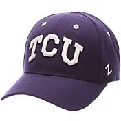 Zephyr Men's TCU Horned Frogs Purple Competitor Adjustable Hat