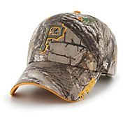 '47 Men's Pittsburgh Pirates Realtree Camo Frost MVP Adjustable Hat