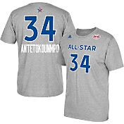 adidas Men's Giannis Antetokounmpo #34 2017 All-Star Game Eastern Conference T-Shirt
