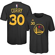adidas Youth Golden State Warriors Steph Curry #30 Chinese New Year Grey T-Shirt