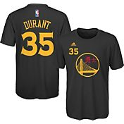 adidas Youth Golden State Warriors Kevin Durant #35 Chinese New Year Grey T-Shirt