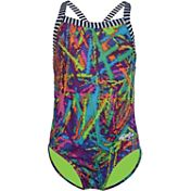 Dolfin Uglies Girls' Toddler Jagger Swimsuit