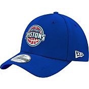 New Era Men's Detroit Pistons 39Thirty Flex Hat