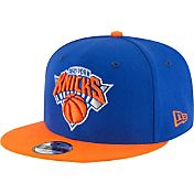 New Era Youth New York Knicks 9Fifty Adjustable Snapback Hat