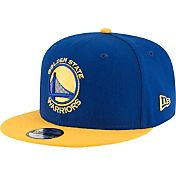 New Era Youth Golden State Warriors 9Fifty Adjustable Snapback Hat