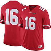 Nike Men's Ohio State Buckeyes #16 Media Day Game Football Jersey