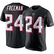 Nike Men's Atlanta Falcons Devonta Freeman #24 Pride Black T-Shirt